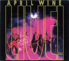 April Wine - Live [New CD] Canada - Import
