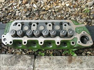 classic Mini later injection 1275 cc unleaded cylinder head,reconditioned