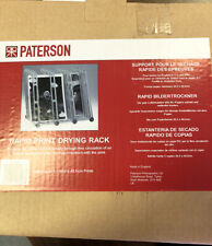 Paterson Rapid Print Drying Rack PTP258