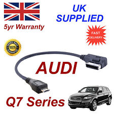 Genuine Audi Q7 Series Ami Mmi 4F0051510M Mp3 Phone Micro Usb Cable replacement