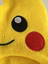 Pokemon Pikachu Hat Loot Crate Exclusive Yellow Cap New Bioworld Cosplay