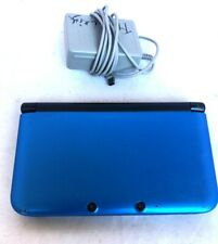 Nintendo 3ds XL Blue with Charger