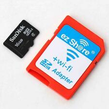 EZ Share Wi-Fi Wireless microSD microSDHC to SD SDHC High Speed Card Adapter UK