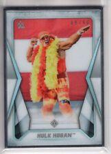 2020 Topps WWE Transcendent Collection HULK HOGAN #15 Silver Framed 49/50
