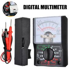Multi Voltmeter Multimeter Electrical Ammeter Ohmmeter Analog Tester Meter Acdc