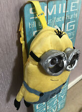 Soft, Padded Despicable Me Minion JERRY Backpack Rucksack Bag.
