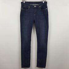 Rock & Republic Berlin Skinny Slim Women's Dark Wash Blue Jeans Sz 8M - 30 x 32