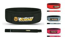 Weight Lifting Belt 4inch nylon Training Gym Fitness Bodybuilding Workout belt
