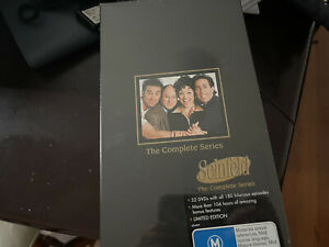 Seinfeld The Complete Series Limited Edition 32 Disc Dvd Box Set