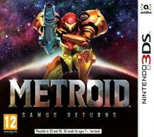 Metroid Samus Returns Nintendo 2ds/3ds