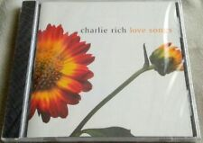 CHARLIE RICH -LOVE SONGS- CD FACTORY SEALED