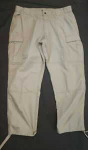 5.11 Tactical Series 74273 khaki pants size 42 x 32