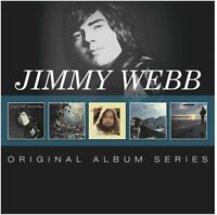Jimmy Webb - Original Album Series [CD]