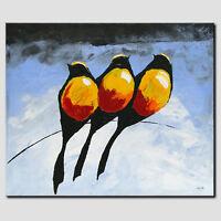 ORIGINAL Acryl Gemälde Abstrakt HANDGEMALT Modern Malerei Kunst Acrylbild UNIKAT