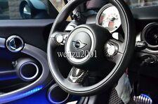 2007-2013 MINI Cooper S Carbon fiber steering wheel Trim R55-R61 Paceman Coupe