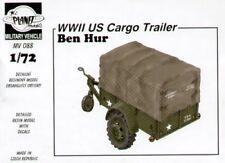 Planet 1/72 Ben Hur WWII US Cargo Trailer # MV088