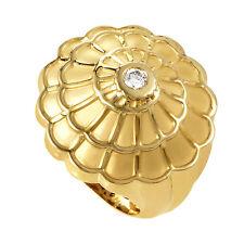 Carrera y Carrera Afrodita Diamond Ring Yellow Gold 18K DA12250