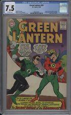 Green Lantern 40 CGC 7.5 Crisis Begins 1st Krona Origin of the Guardians