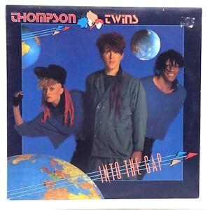 1984 Thompson Twins Into The Gap Arista AL 8 8200 Vinyl LP Album Record I200