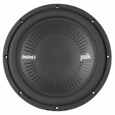 Polk Audio 1110 Watt 12 Inch Single Voice Coil Marine Car Subwoofer | DB1242SVC