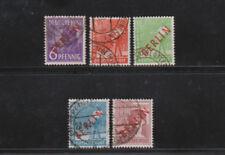 Gestempelte Briefmarken aus Deutschland (ab 1945) aus Berlin mit Arbeitswelt-Branchen-Motiv