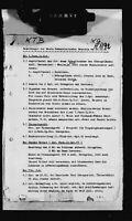 LXXXVIII. Armeekorps - Kriegstageuch Niederlande von Oktober 1944 - Januar 1945