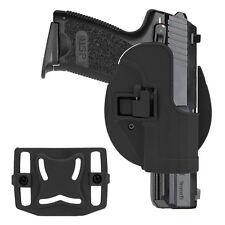 Tactical Gear Pouch Right Hand Belt Conceal Gun Holster Pistol Holder for HK USP