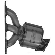 Exhaust Manifold with Integrated fits 2007-2010 Volvo S80 V70,XC70 XC60  AP EXHA