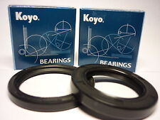 YAMAHA XJ600 DIVERSION 92-02 KOYO FRONT WHEEL BEARINGS & SEALS OEM SPEC