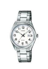 Relojes de pulsera Lady para Mujer, acero inoxidable plateado