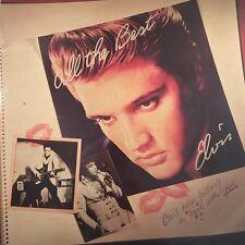 "ELVIS PRESLEY - All The Best - 12"" Vinyl 2LP 1982 RCA Australia & NZ Only NM"