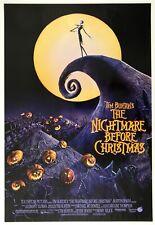 The Nightmare Before Christmas 35mm Film Cell strip very Rare var_b