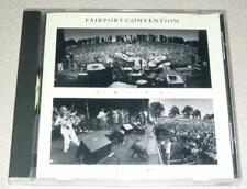 FAIRPORT CONVENTION - In Real Time: Live '87 (CD, Island)