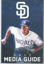 2017 San Diego Padres Baseball Media Guide