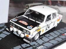 SEAT 1430 ESPECIAL 1800 #24 MONTE CARLO 1977 SERVIA SABATER IXO ALTAYA 1/43