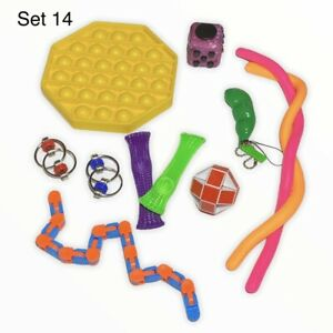 Fidget toys set, ADHD toys, Fidgets, UK Stock, Free Delivery