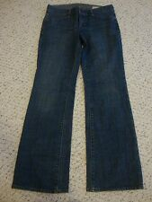 Womens GAP limited edition stretch jeans, 8