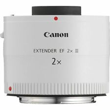 Canon Extender EF 2x III Digital Camera Telephoto Lens Teleconverter EX-DISPLAY