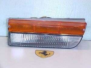 Ferrari 328 Directional Turn Signal Fog Driving Light Park Lamp_Carello_61809500