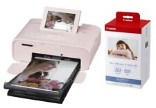 Canon Selphy CP1300 Pink / Rosa inkl. KP-108 WLAN Drucker CP-1300