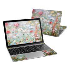 Apple MacBook 12in Skin - Flower Blooms by Daniella Foletto - Sticker Decal
