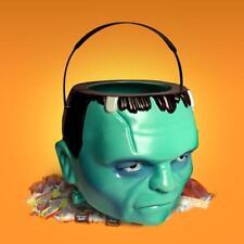 frankenstien treat bucket superbucket halloween universal monsters