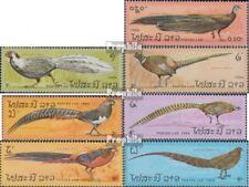 Laos 922-928 (complète edition) neuf avec gomme originale 1986 Oiseaux