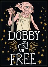Harry Potter Dobby Is Free Art Image Refrigerator Magnet NEW UNUSED