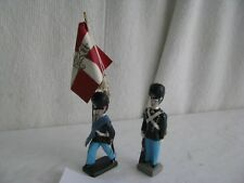 toy soldier- Danish Color Guard
