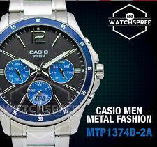 Casio Classic Series Men's Analog Watch MTP1374D-2A