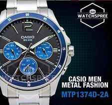 Casio Classic Series Men's Analog Watch MTP1374D-2A