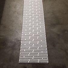 Uni Chains uni MPB PP Conveyor Straight Running Belt - USED