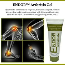 No Steroids, No Pain Killers, No Pain - ENDOR Arthritis Gel