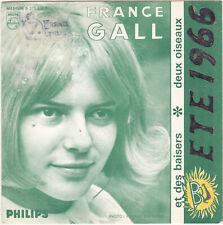 "France Gall "" Et des baisers , Deux oiseaux ""  Mod 60's French Yeye Girl Hear"